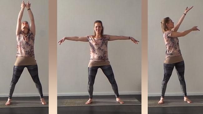 Vijf elementen Qigong oefening - Yvonne Alefs