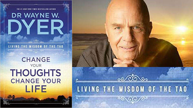 Change your thoughts change your life - Wayne Dyer - Boekrecensie Yvonne Alefs