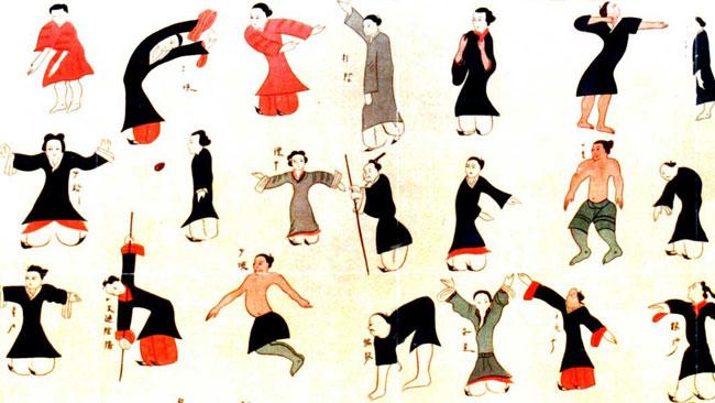 Oorsprong van Qigong - Uitgelichte afbeelding Yvonne Alefs