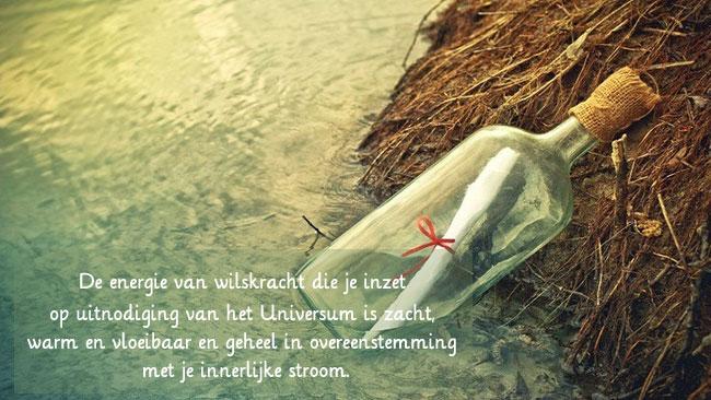 Wilskracht, deugd of ondeugd - Uitgelichte afbeelding Yvonne Alefs