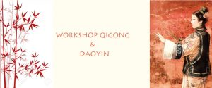 Qigong en daoyin workshop 2019