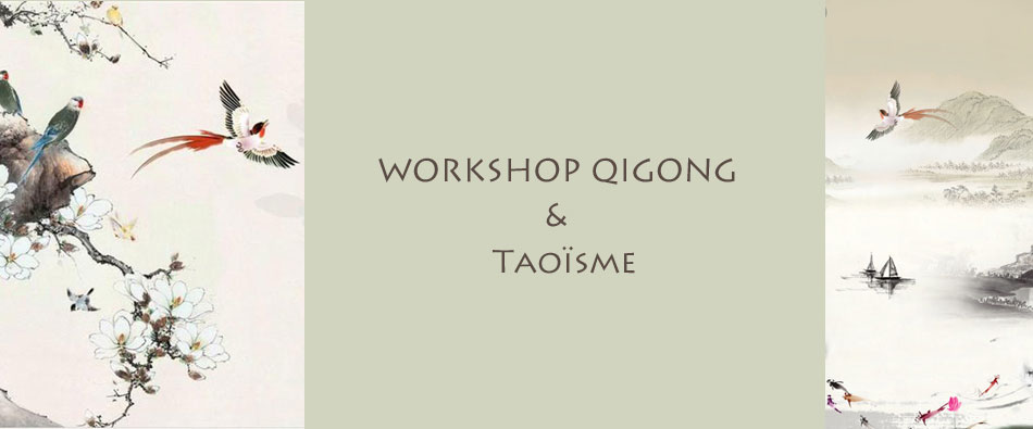 Qigong en taoïsme workshop 2019