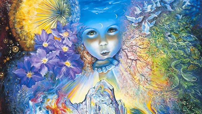 Gedicht Een glimp - Uitgelichte afbeelding Yvonne Alefs