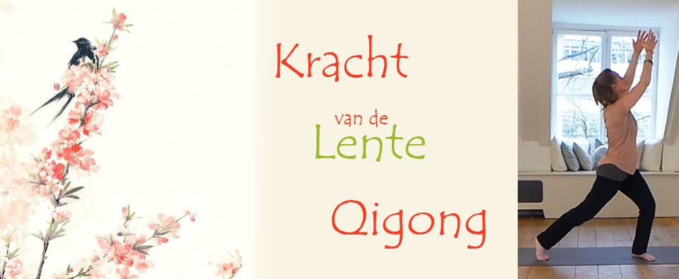 Kracht van de Lente Qigong - Uitgelichte afbeelding