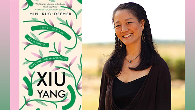 Xiu Yang - Self-Cultivation for a happier, healthier and balanced life - Mimi Kuo Deemer - Uitgelichte afbeelding Yvonne Alefs