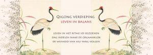 Qigong verdieping - Leven in Balans