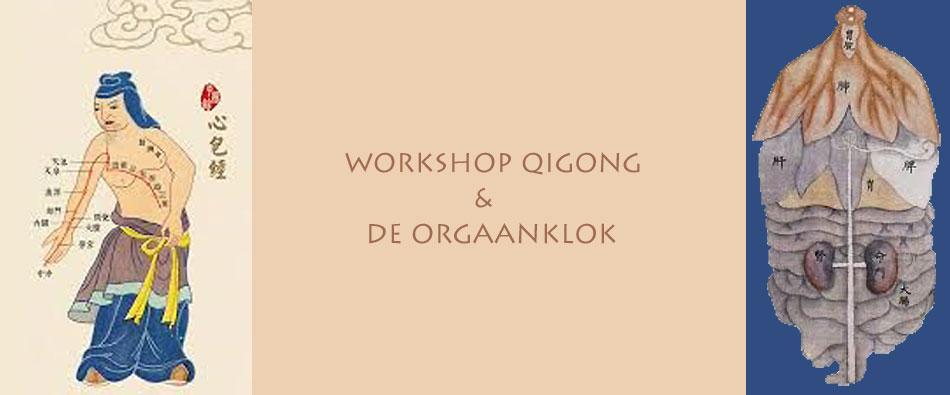 Qigong en de orgaanklok workshop 2020