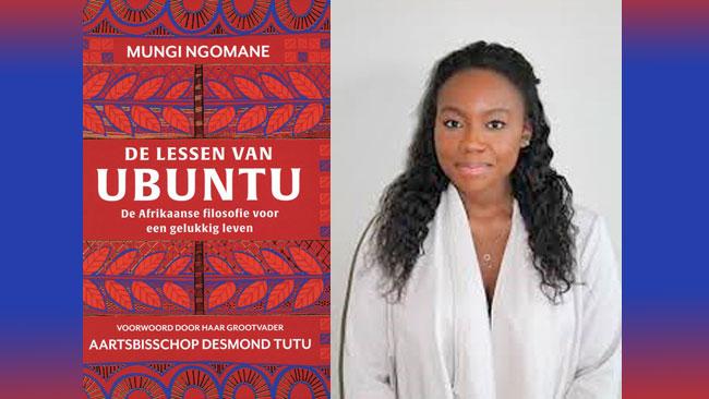 Ubuntu - Mungi Ngomane - Uitgelichte Afbeelding Yvonne Alefs