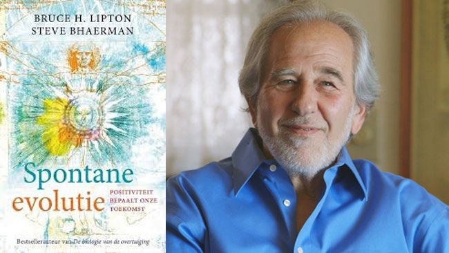 Spontane evolutie - Bruce H Lipton - Uitgelichte Afbeelding Yvonne Alefs