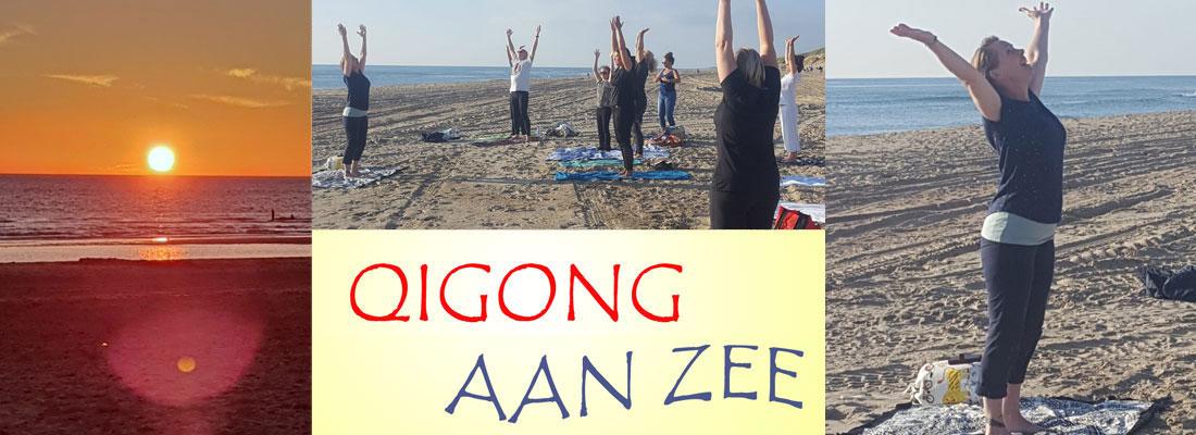 Qigong aan Zee - Uitgelichte afbeelding