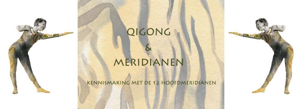 Qigong verdiepings les over Meridianen
