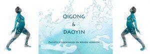 Qigong verdiepings les over Daoyin
