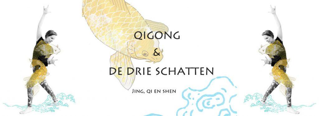 Qigong verdiepings les over De Drie Schatten
