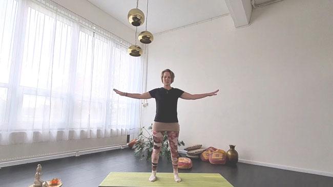 Verbinding tussen je innerlijke bron en innerlijke licht - Qigonglessen Zaandam December 2020