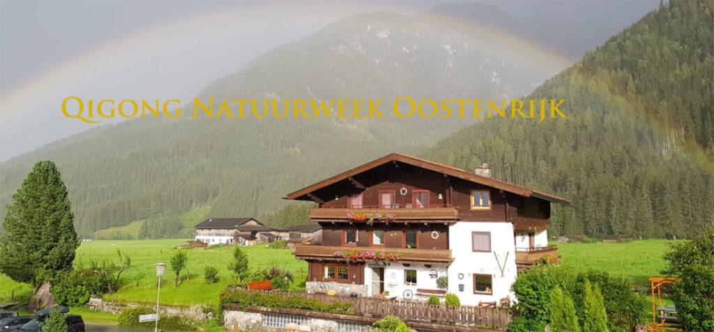 Qigong Natuurweek Oostenrijk