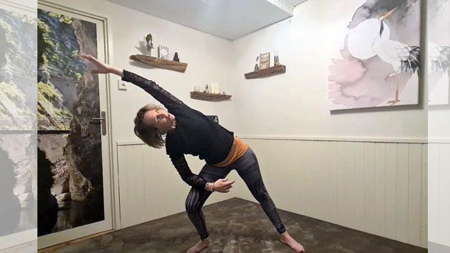Ontwaken, openen en stromen - De kracht van de lente in het lichaam voelen - Qigonglessen Zaandam Maart 2021