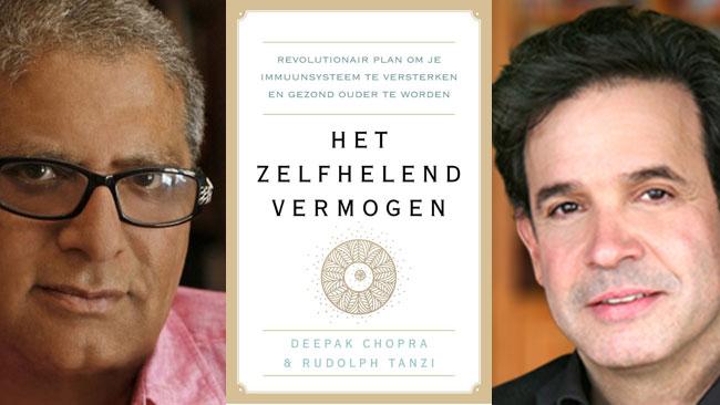 Het Zelfhelend Vermogen - Een revolutionair plan om je immuunsysteem te versterken - Deepak Chopra & Rudolph Tanzi